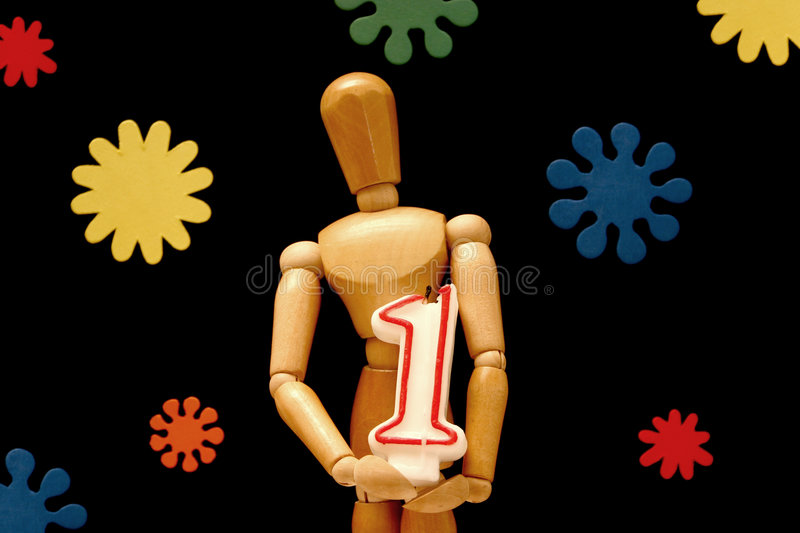 Download Birthday mannequin stock image. Image of festivity, traditions - 144763