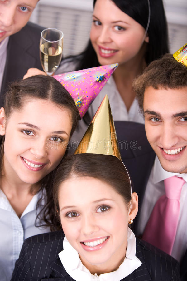 Download Birthday party stock photo. Image of attractive, group - 13017308