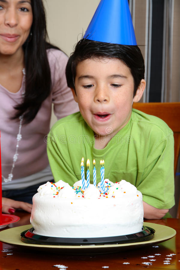 Download Birthday Party stock image. Image of smile, parent, mother - 24237579