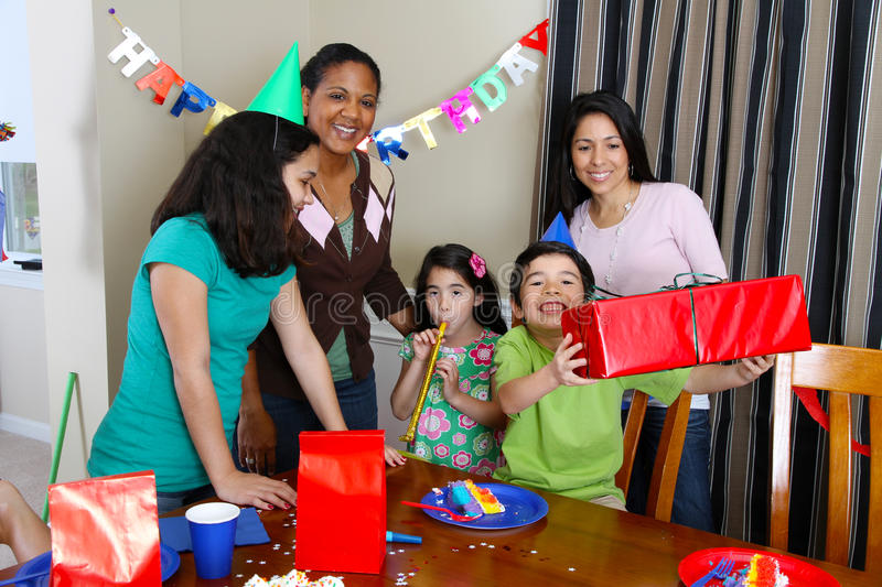 Download Birthday Party Royalty Free Stock Photography - Image: 24280017