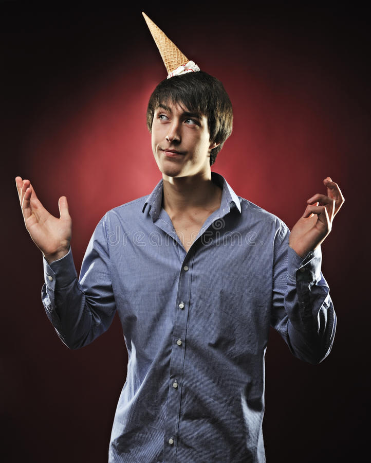 Download Birthday With A Sense Of Humor Stock Image - Image: 28786885