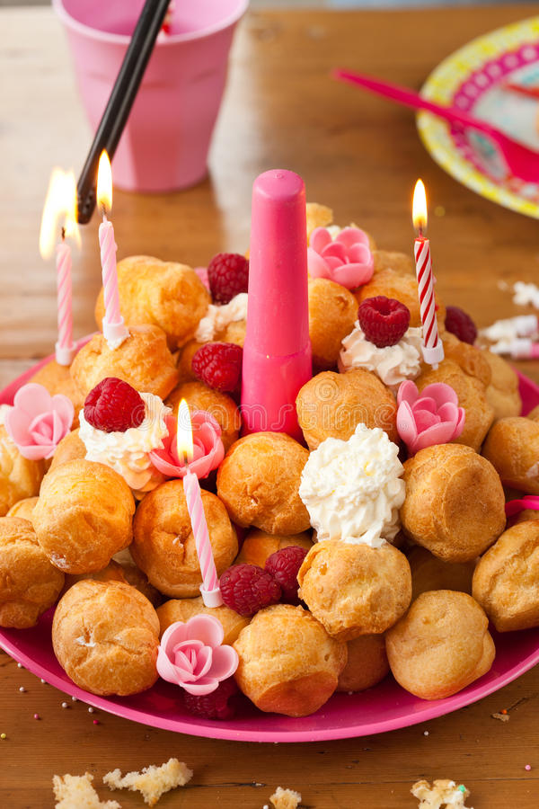 Download Birthday table stock image. Image of birthday, cake, party - 23416323