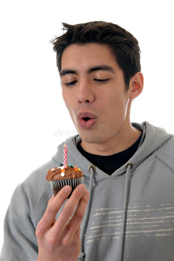 Birthday Wish stock photos