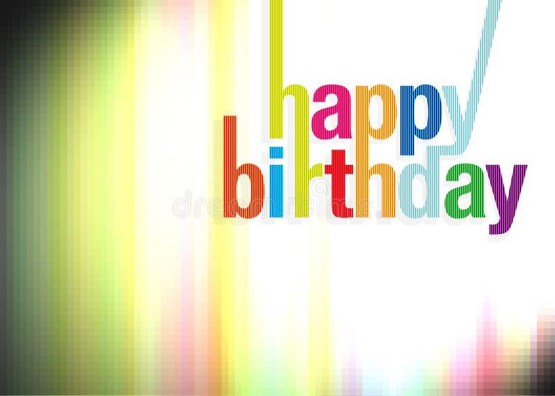 birthday65 szczęśliwy zdjęcia stock