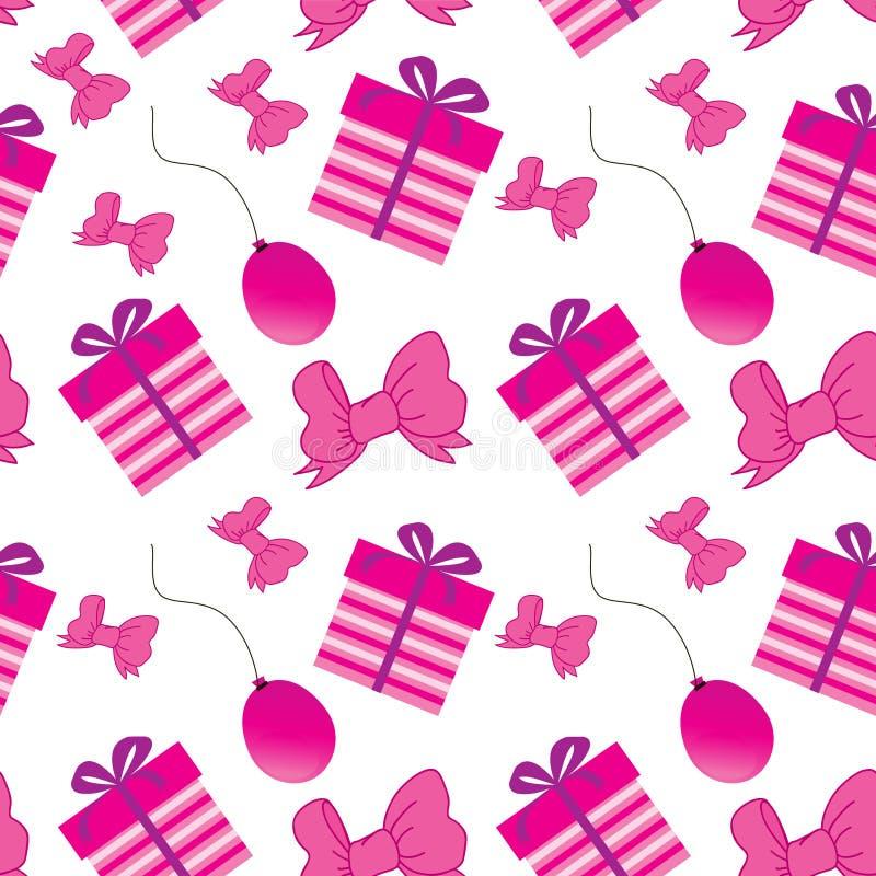 Free Birthdays Seamless Background Stock Photos - 15970353