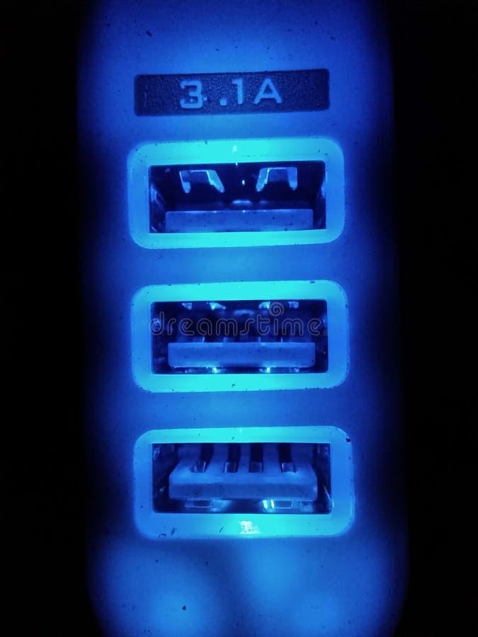 Biru blått arkivfoton