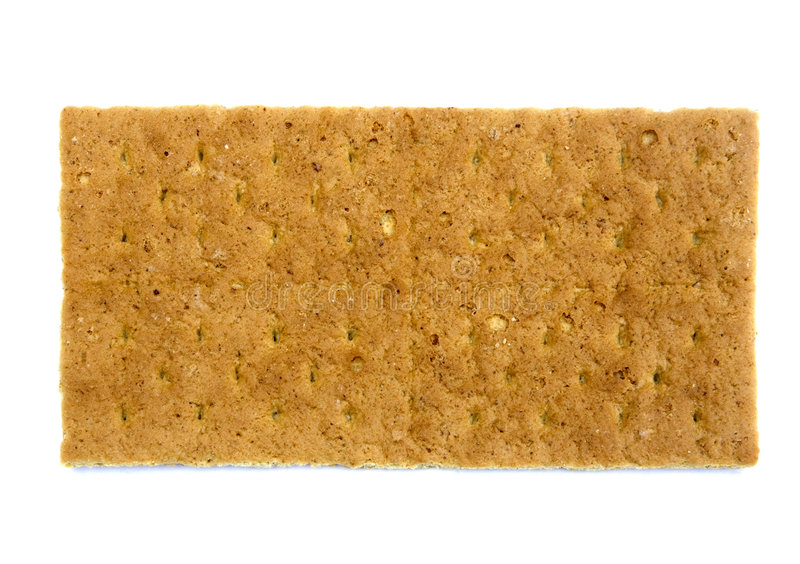 Biscoito de Graham foto de stock royalty free