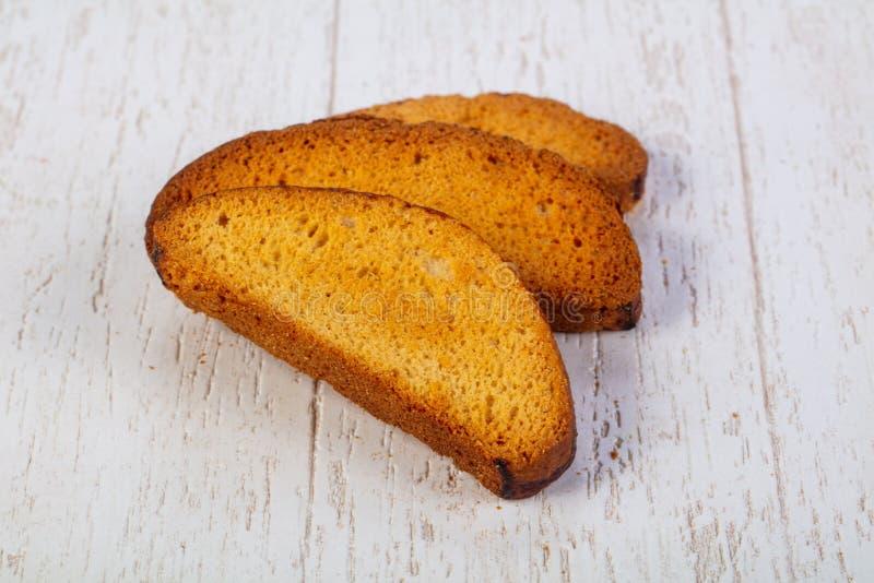 Biscoito saboroso doce imagem de stock