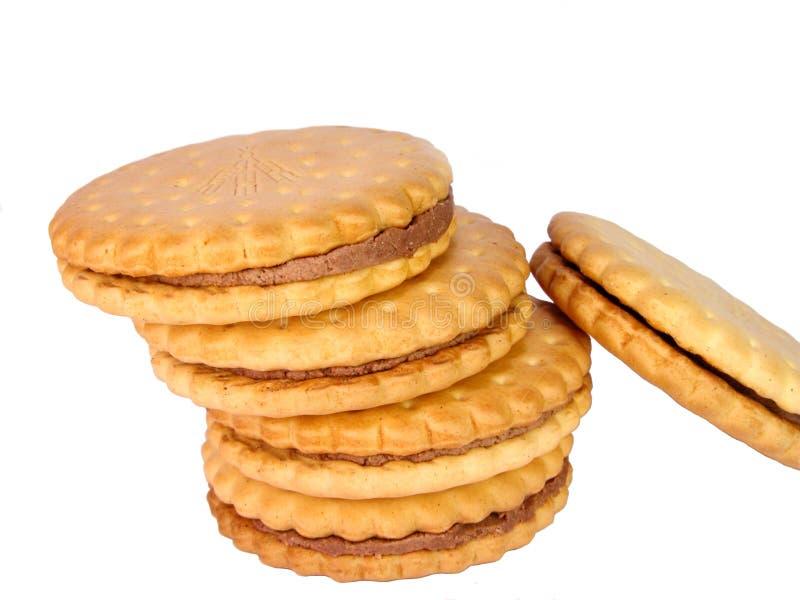 Download Biscoitos foto de stock. Imagem de confectionery, restaurante - 112434