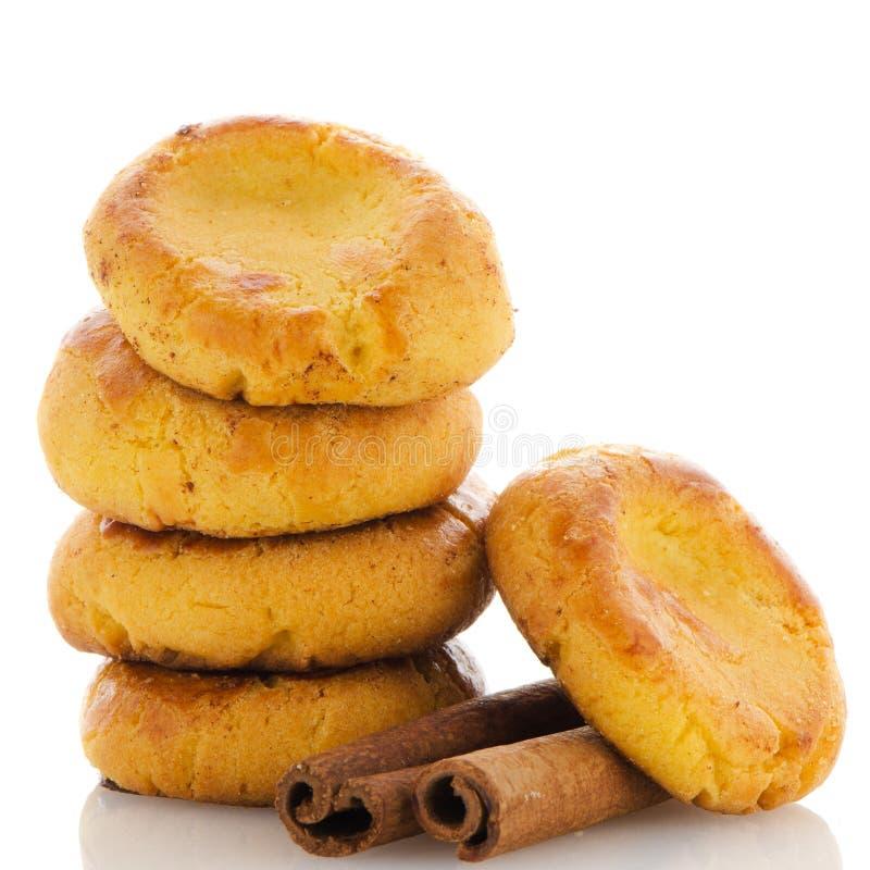 Download Biscoitos caseiros imagem de stock. Imagem de branco - 26517923
