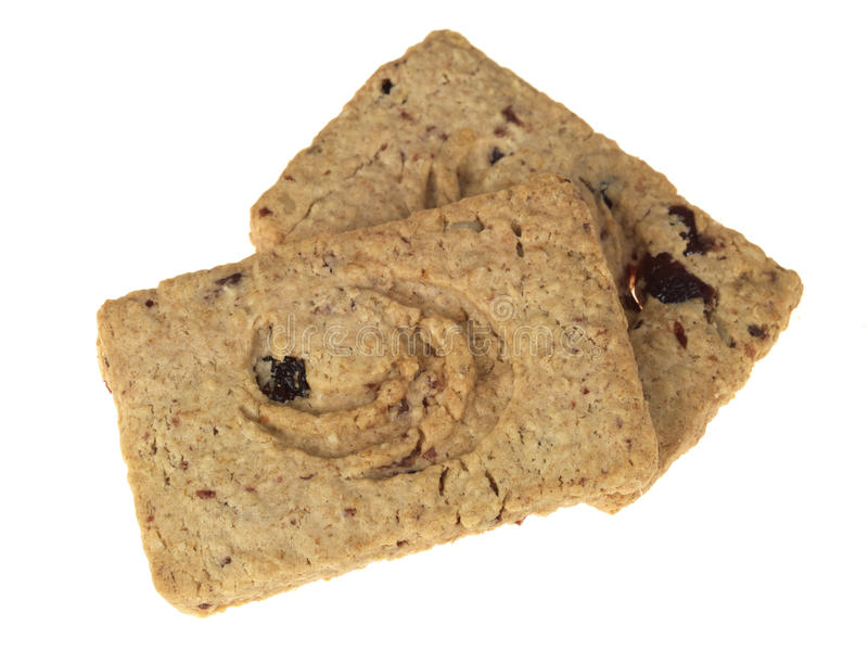 Biscoitos da aveia fotos de stock royalty free