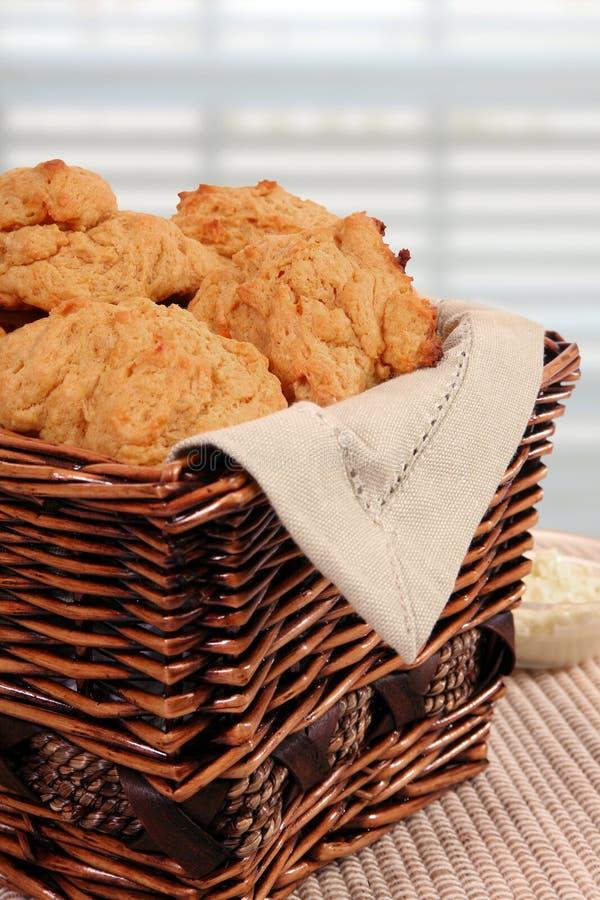Biscoitos da batata doce imagem de stock royalty free
