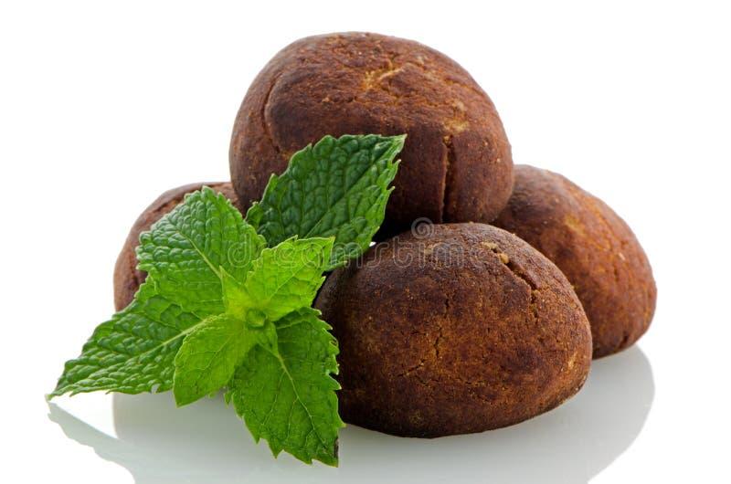 Download Biscoitos da canela foto de stock. Imagem de dieta, fresco - 26504414