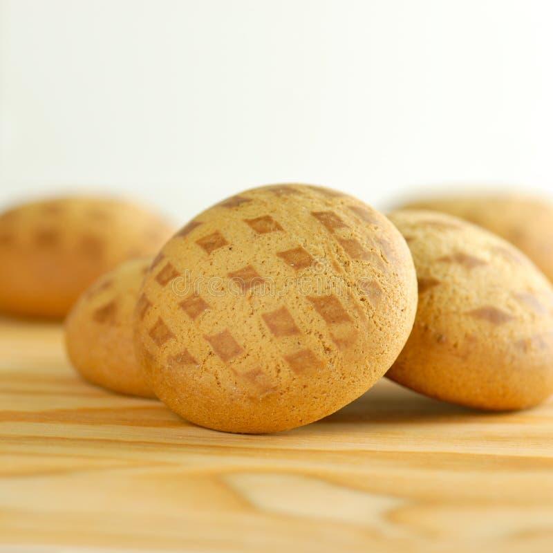 Biscoitos decorativos fotos de stock