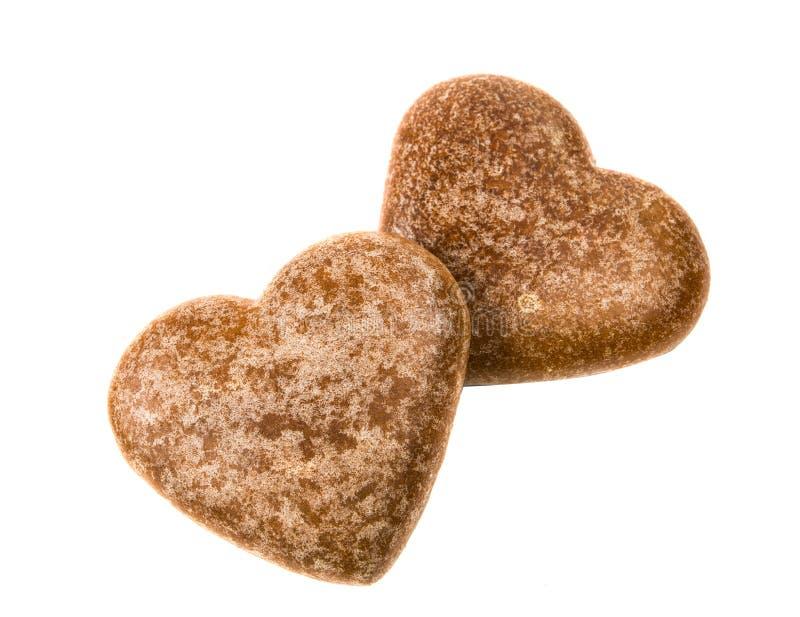 Download Biscoitos Do Coração Isolados Foto de Stock - Imagem de azul, muitos: 29828924