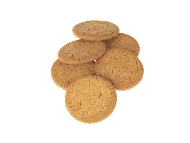 Biscoitos do gengibre fotografia de stock royalty free