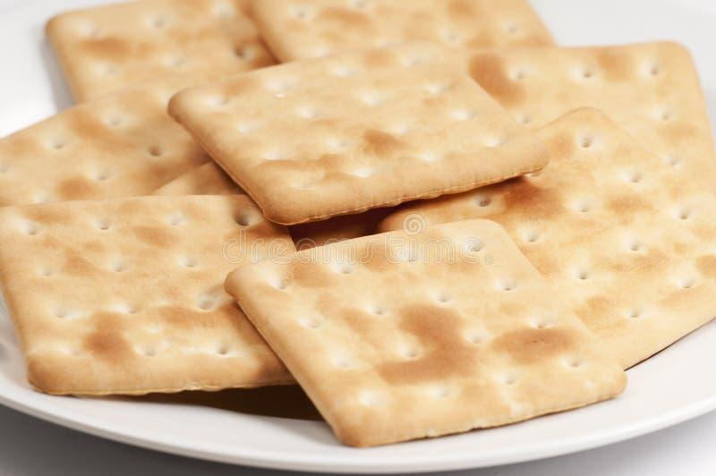 Download Biscoitos em um prato foto de stock. Imagem de bens, dieta - 29825244