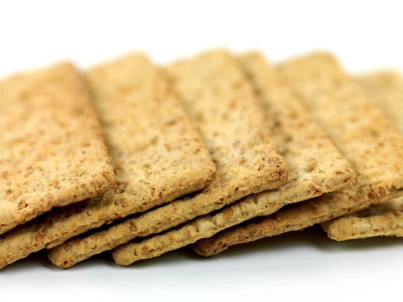 Biscoitos Savory imagens de stock