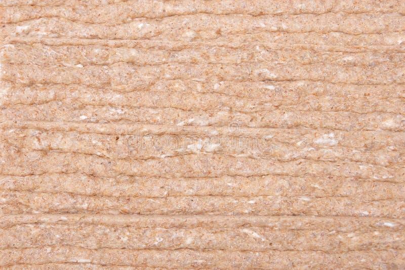Biscote curruscante calórico inferior, fondo fotos de archivo