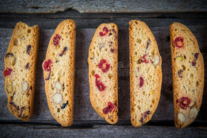 Biscottes douces photographie stock libre de droits