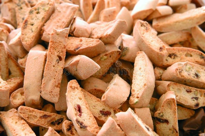 biscotti royaltyfria foton
