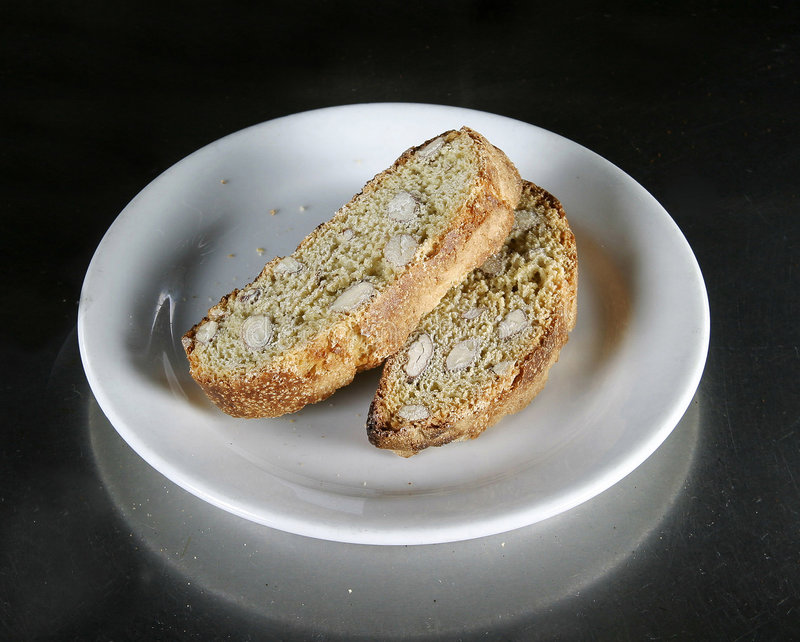 Biscotti stock afbeelding