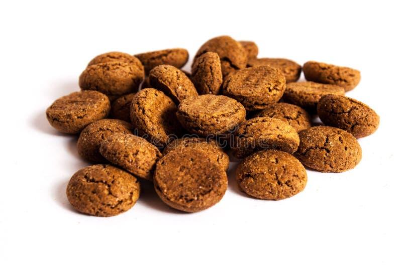 Biscotti allo zenzero fotografie stock