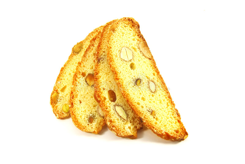 Biscotti Biskuite lizenzfreies stockfoto