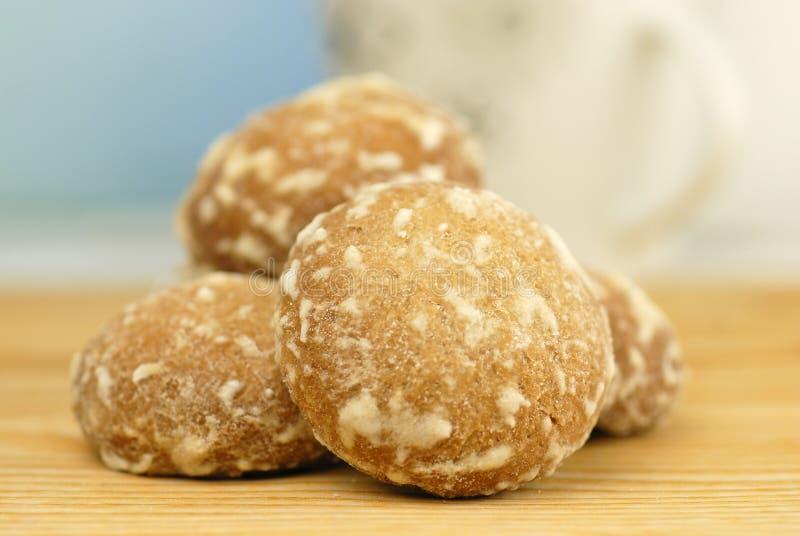 biscotti decorativi fotografie stock libere da diritti