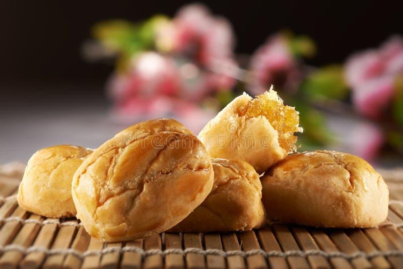 Biscotti del cinese tradizionale immagine stock