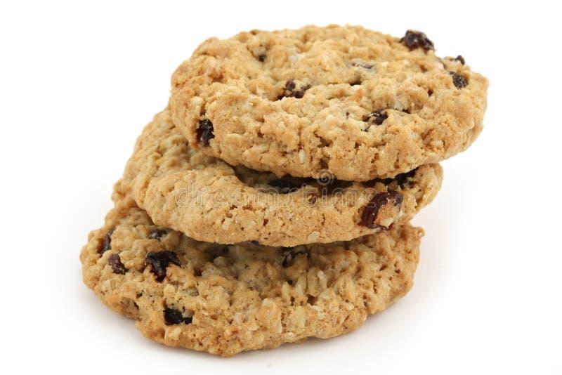 Biscotti dell'alimento fotografia stock libera da diritti