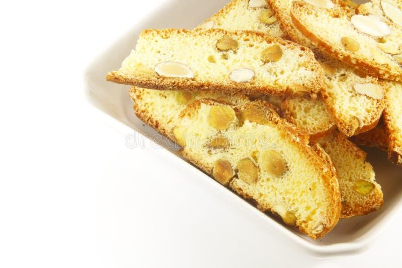 Biscotti di Biscotti immagini stock libere da diritti
