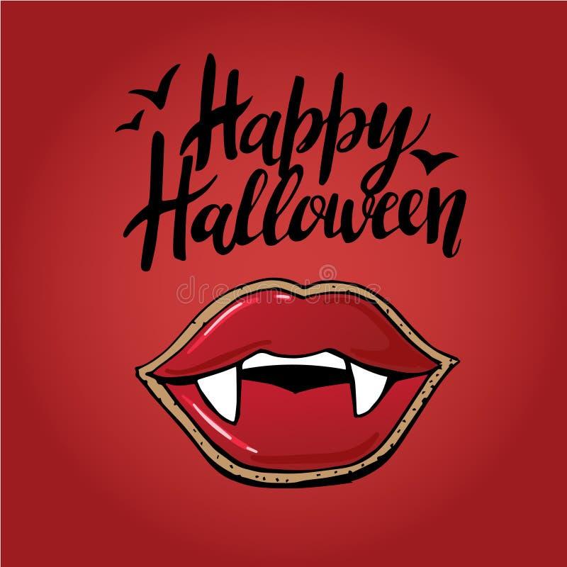 Biscotti 02 di Halloween royalty illustrazione gratis