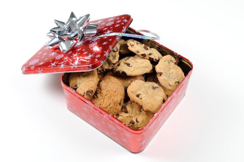 Download Biscotti Di Pepita Di Cioccolato Fotografia Stock - Immagine di tentazione, spuntino: 3879692