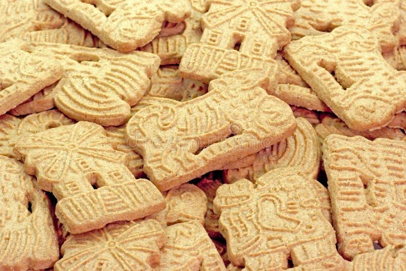 Biscotti di spezia fotografia stock libera da diritti