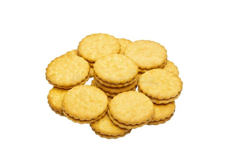 Biscotti dolci fotografia stock libera da diritti