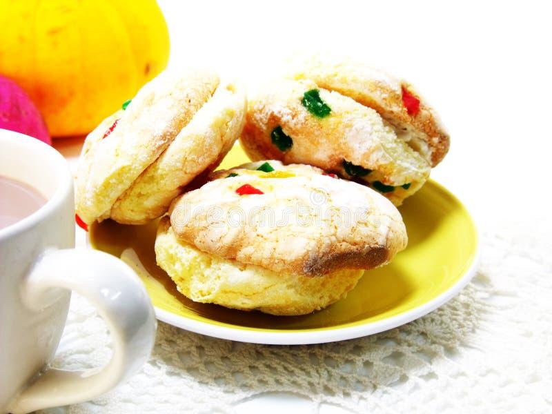 Download Biscotti misti di frutti immagine stock. Immagine di fine - 55360925