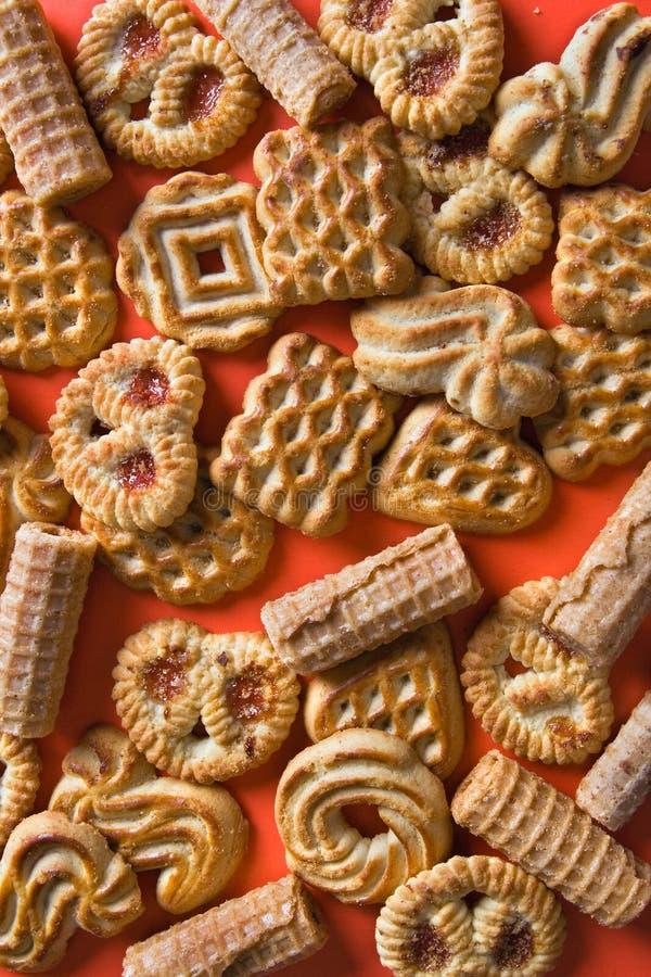 Biscotti saporiti fotografie stock