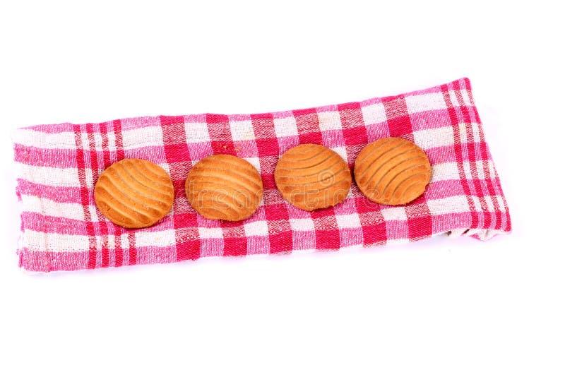 Biscotti vegetariani deliziosi dell'anacardio dello spuntino immagine stock libera da diritti