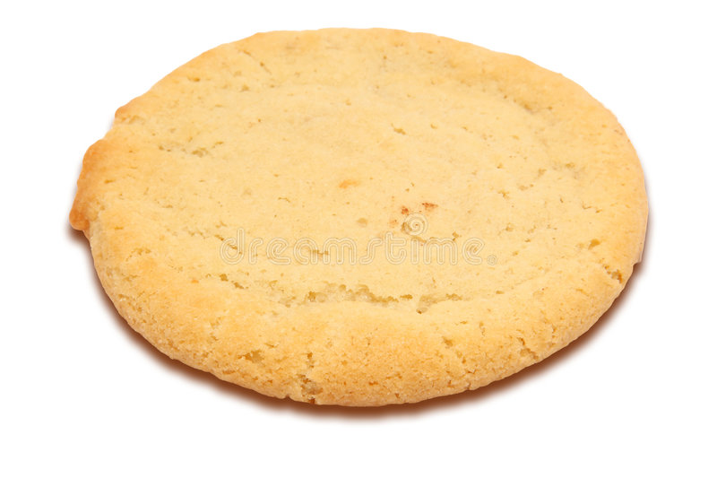 Biscotto fotografie stock
