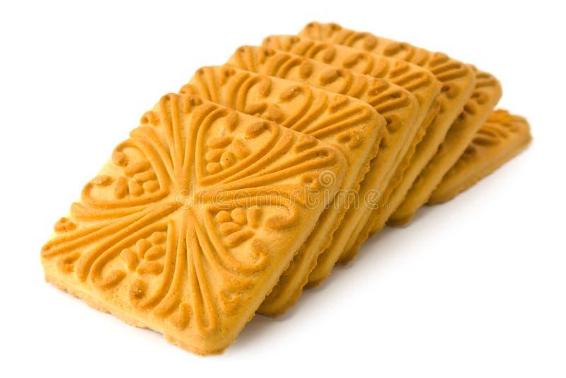 Biscotto asciutto immagine stock
