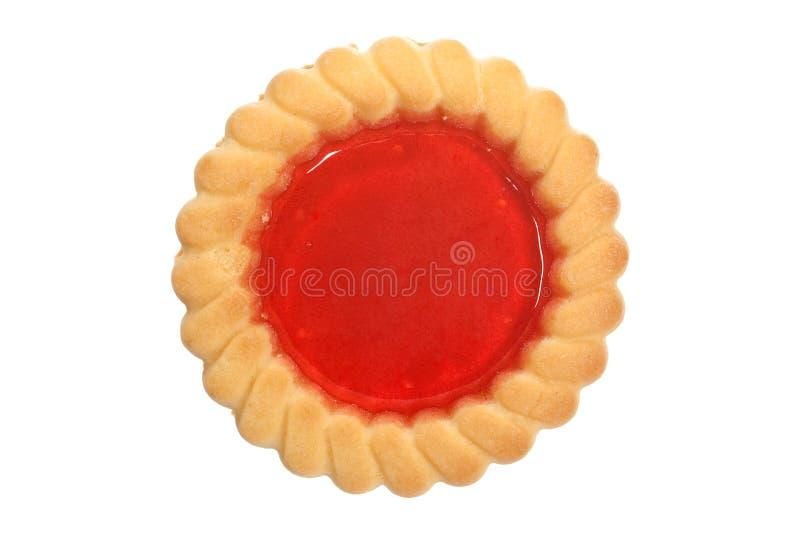 Biscotto della gelatina fotografia stock libera da diritti