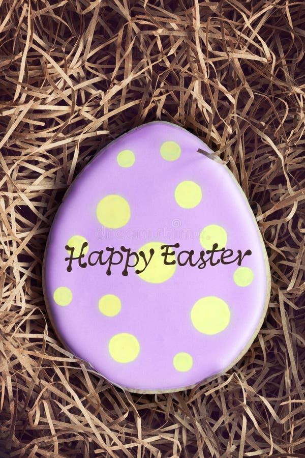 Biscotto di Pasqua fotografie stock libere da diritti