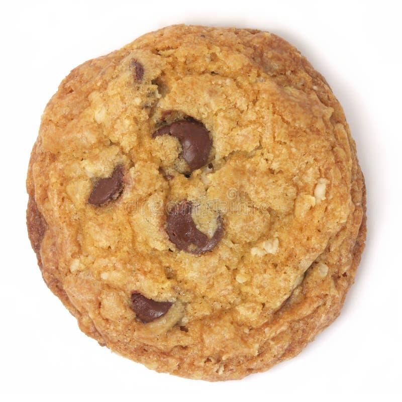 Biscotto di pepita di cioccolato 1 fotografia stock libera da diritti