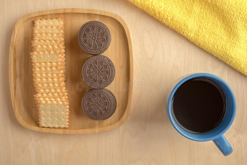 Biscuit cracker stock images