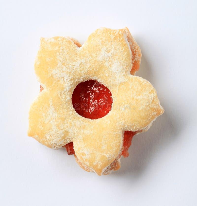 Biscuit de bourrage photos libres de droits