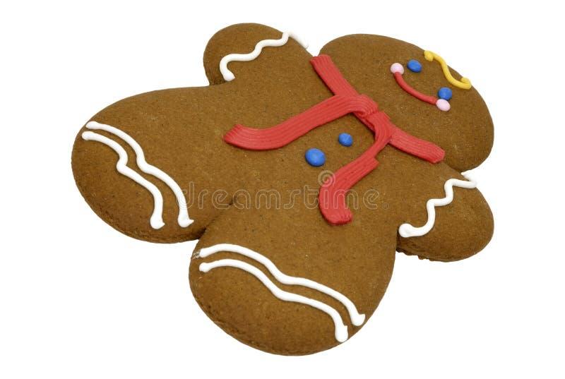 Biscuit de pain d'épice images libres de droits