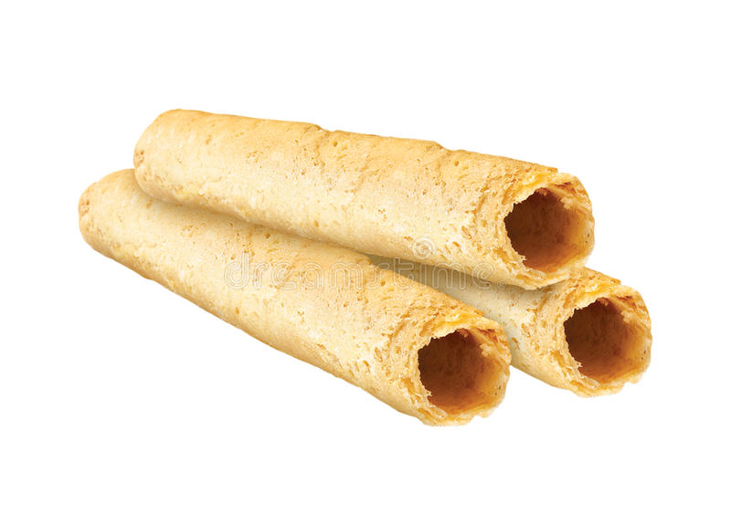 Biscuit de petit pain d'oeufs photo libre de droits