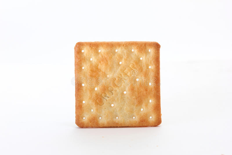 Biscuit de place de Brown photos libres de droits