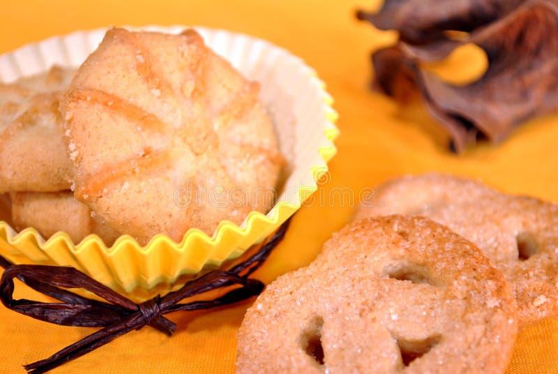 Biscuit de thé de Londres images stock